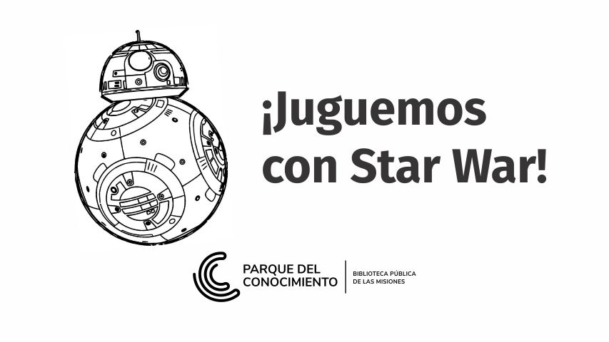 Juguemos con Star Wars
